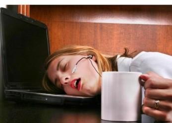 WASPADA ! 4 Kebiasaan Pebisnis Online Yang Bisa Merusak Kesehatan