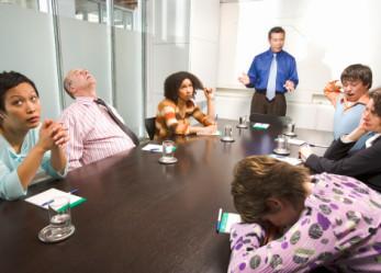 Hindari 5 Kesalahan Yang Membuat Meeting Anda Tidak Produktif