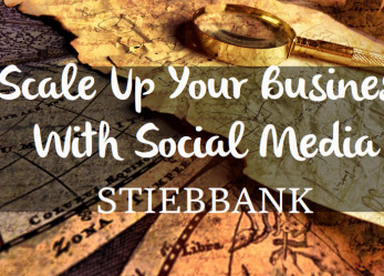 SCALE UP YOUR BUSINESS WITH SOCIAL MEDIA