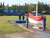Selamat Hari Pancasila 1 Juni 2019 – Danlanud Adisutjipto Pimpin Upacara Hari Lahir Pancasila di Lapangan Jupiter Lanud Adisutipto Yogyakarta
